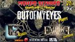 Out of My Eyes+Empire of Disease+Contain Us