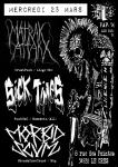 Sick Times / Matrak Attakk / Morbid Scum