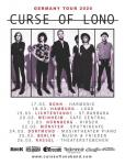 Curse Of Lono - Tour 2020