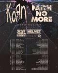 Korn + Faith No More