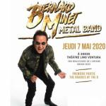 Bernard Minet Metal Band