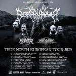 Borknagar - True North European Tour 2020
