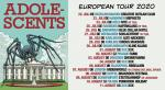 Adolescents - European Tour 2020