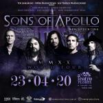Sons Of Apollo - Tour 2020