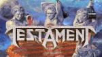Testament - Titans of Creation Summer Tour
