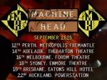 Machine Head - Tour 2020