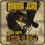 Norma Jean - All Hail Tour 2020