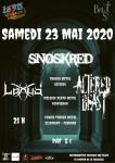 Altered Beast + Snoskred + Loxus @le 911