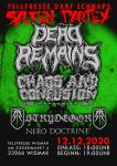Dead Remains + Chaos And Confusion