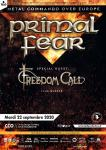 Primal Fear + Freedom Call