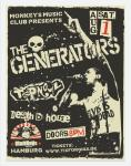 The Generators - live in Hamburg
