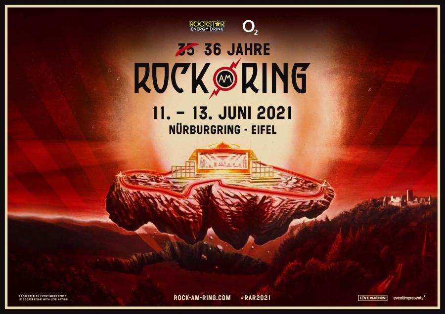Rock Am Ring Ort 2021